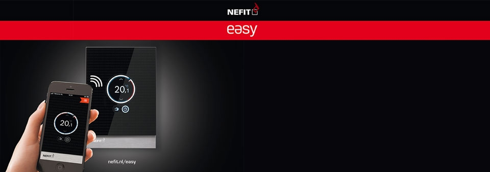 Nefit easy: de slimste thermostaat gratis!